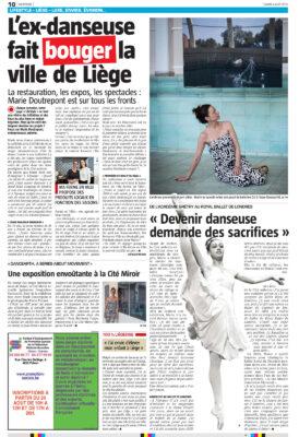 (La Meuse - 4 août 2015)