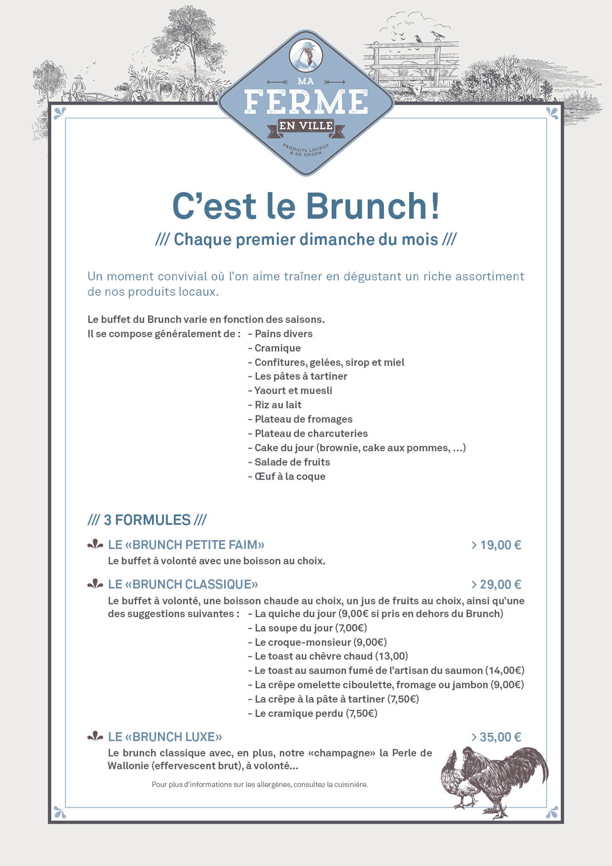 Menu Saint Valentin Ma Table En Ville