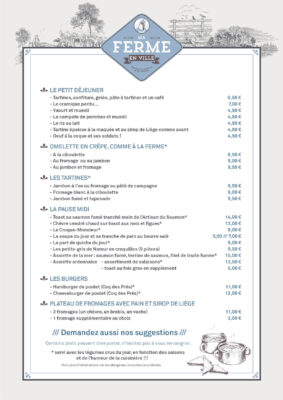 MAFERMEENVILLE-MENU